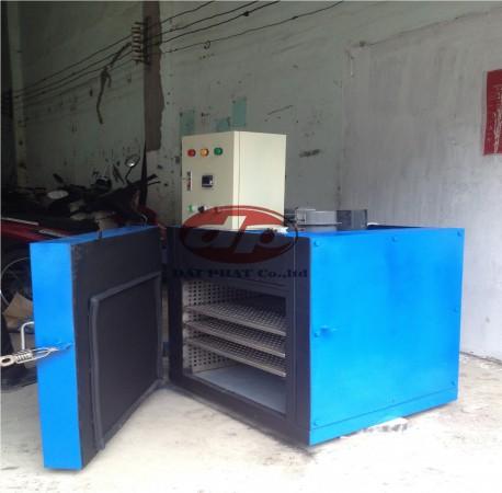 Tủ sấy khuôn ép 220V - 380V 24KW